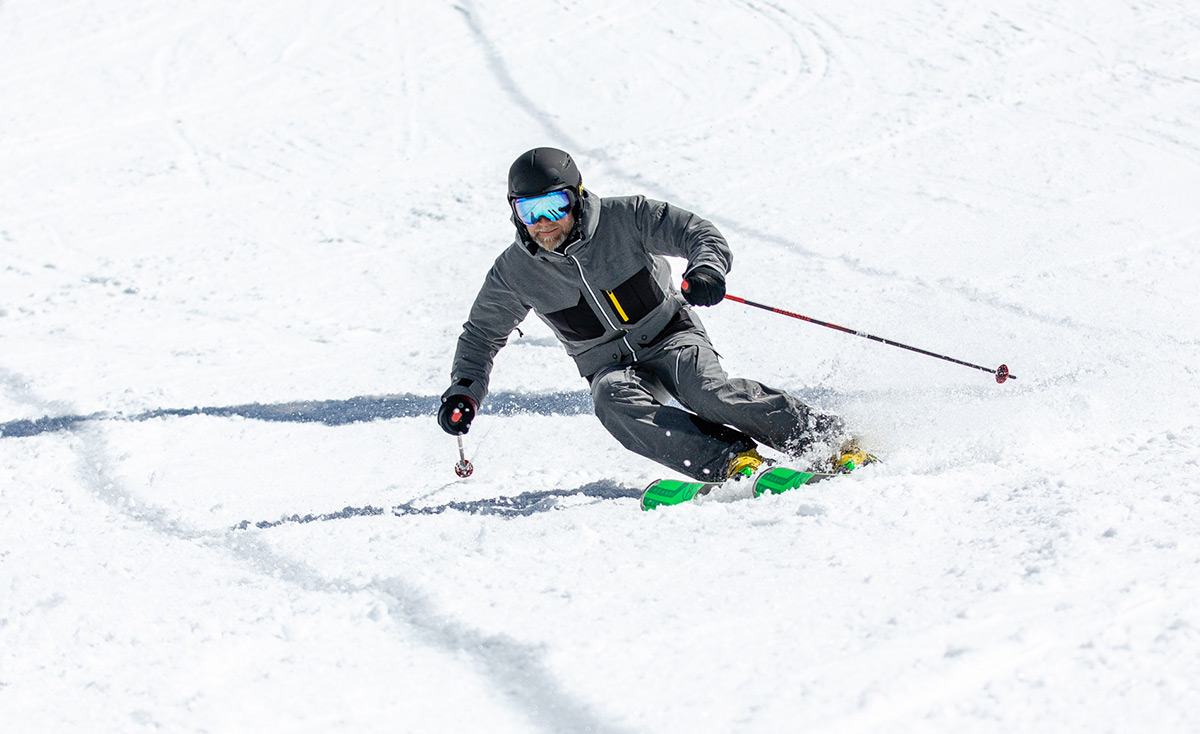 Alpine Skiing Technique