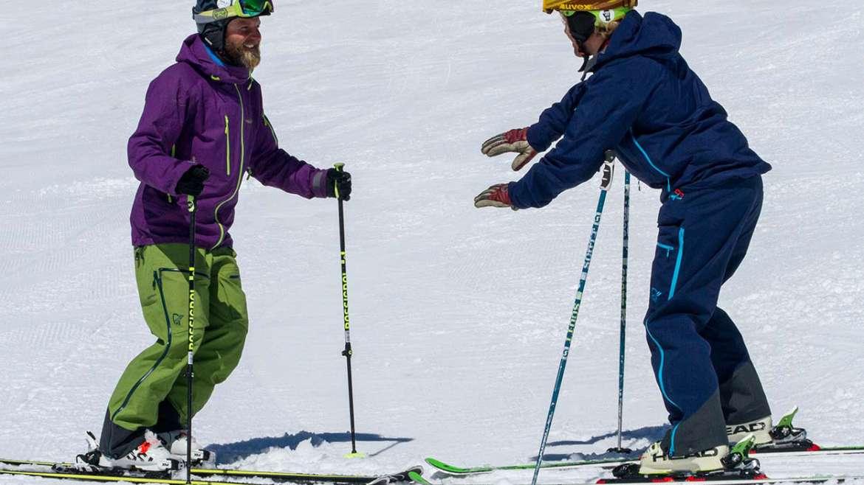 Snowsport Lesson