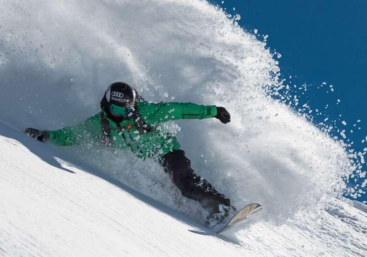 Snowboard technique