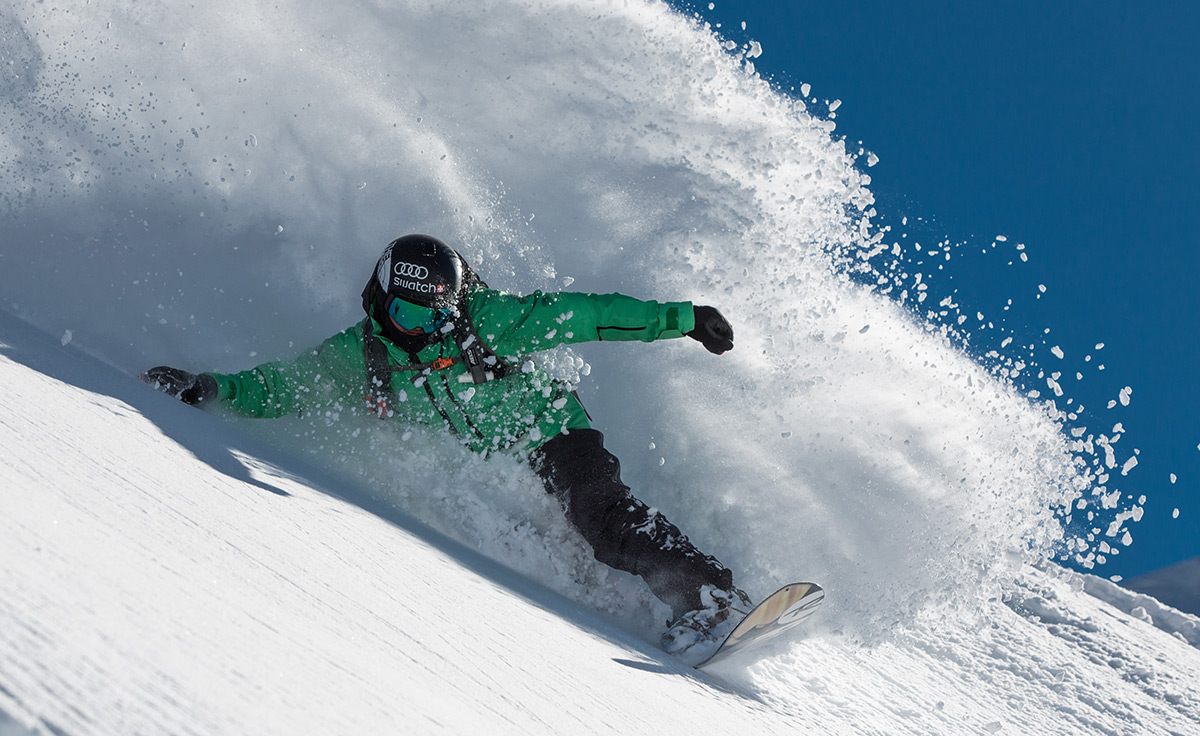 Snowboard Technique