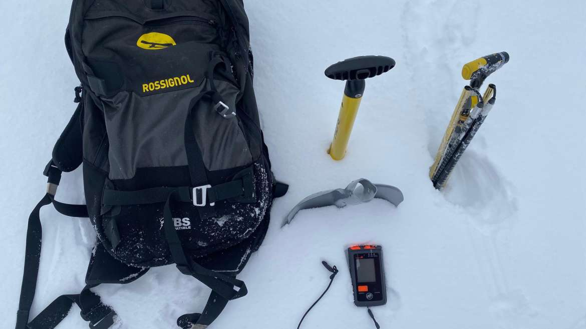 Backcountry Equipment