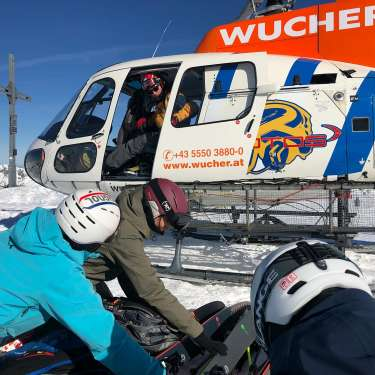 Fun&Snow Ski Guiding - Heli Skiing