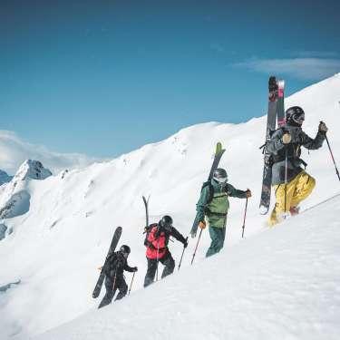 Fun&Snow Ski Guiding - Hiking