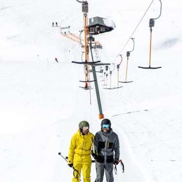 Fun&Snow Ski Lesson - Lift Training