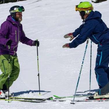 Fun&Snow Ski Lesson - Simple Explanations
