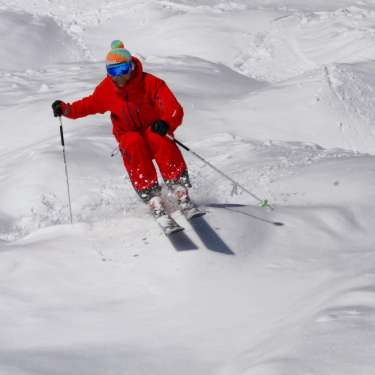 Fun&Snow Ski Lesson - Mogul Training
