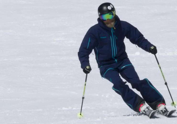 Advanced Snowsport Lesson