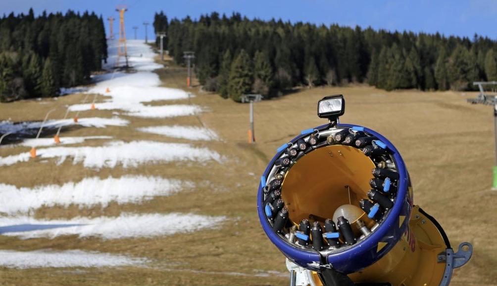 Snow Trends Alps