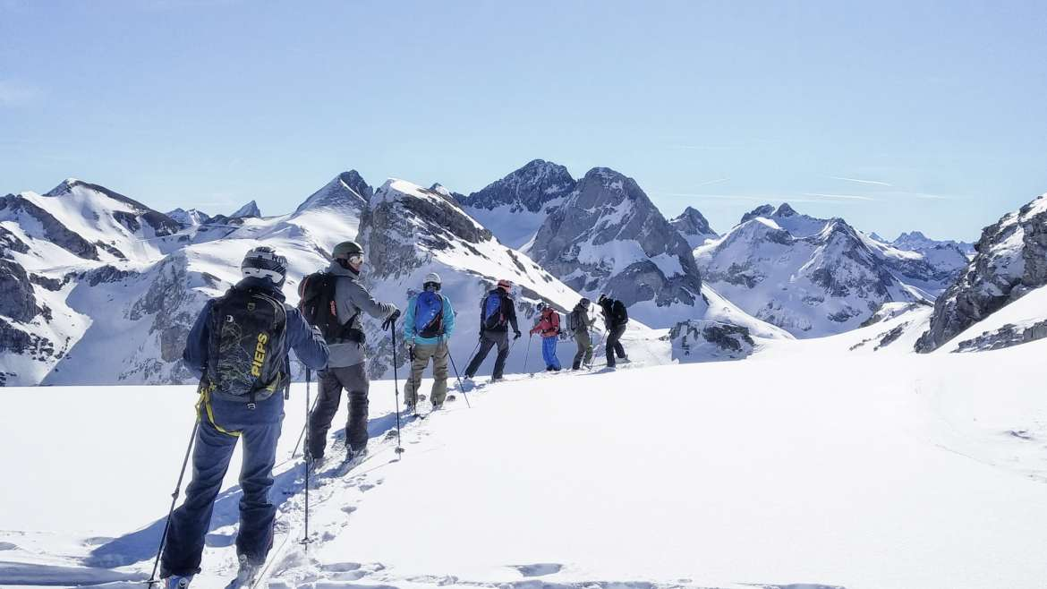 Snowsport Guiding