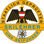 Ski Instructor And Ski Guide Badge